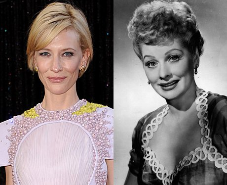 Cate Blanchett to play Lucille Ball