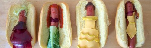 Hot dogs disney