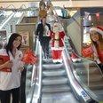 Peterborough Queensgate Christmas