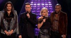 Olly Murs X Factor blunder