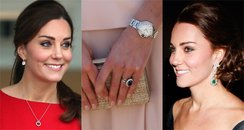 Kate Middleton jewellery
