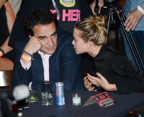 Mary-Kate and Sarkozy