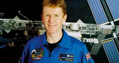 DECEMBER: Wiltshire's Tim Peake - British Astronau