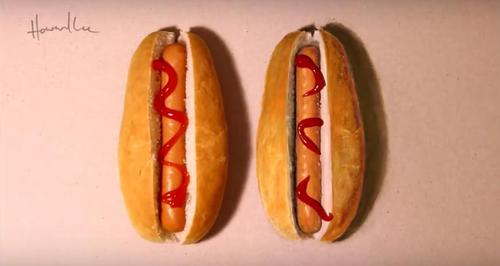 howard lee artist instagram hot dog