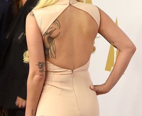 Lady Gaga Tattoo