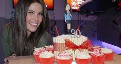 Becky's 30th Birthday Cake