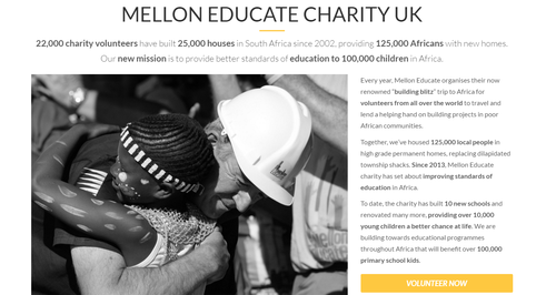 Mellon Educate Charity