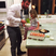 21. Chris Hemsworth cooks with his daughter India Rose.