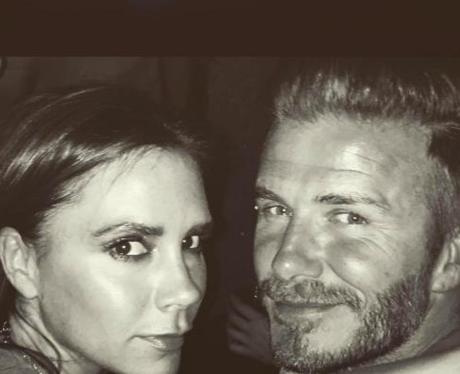 David Beckham wishes Victoria Beckham a Happy birt