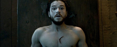 Jon Snow resurrected Game of Thrones