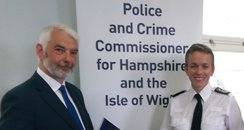 Hampshire PCC and Chief Constable