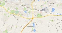 m25 google map