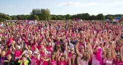 Race for Life Peterborough 2016