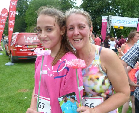 Race for Life Colchester 2016