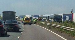 Dover delays