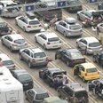 Traffic in Dover