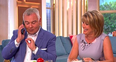Eamon Holmes and Ruth Langsford This Morning