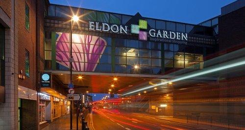 Eldon Garden