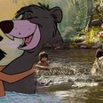 jungle book remake canvas