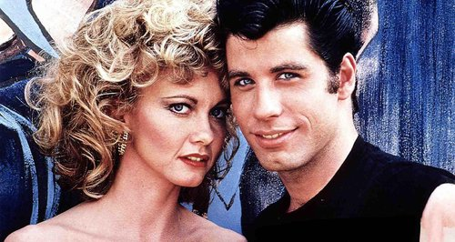 sandy and danny in grease