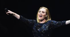 adele on tour