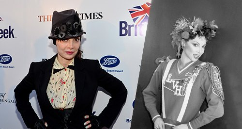 Toni Basil 72 years old dancing!