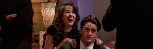 Chandler and Janice