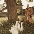 Vanessa Redgrave in Gucci campaign