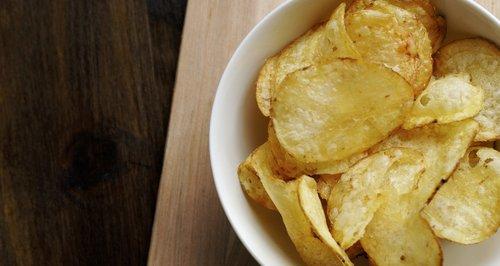 soft crisps