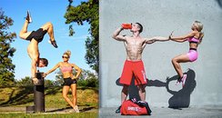 Couples Extreme Workouts