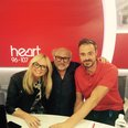 Danny DeVito With Jamie And Emma