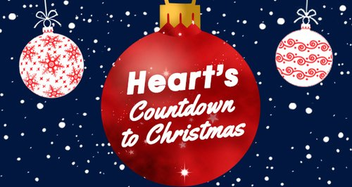 Heart's Countdown To Christmas 2016 for POD