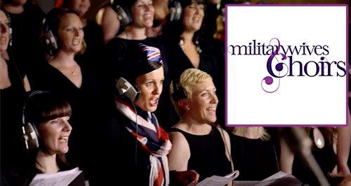 Military Wives Christmas Single
