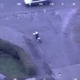 Motocross scramble dangerous driving