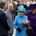 Royal visit to Poundbury
