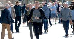 Ewan McGregor in Trainspotting 2