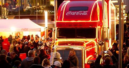 Coca Cola Truck