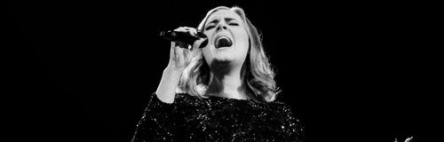Adele Live in concert Wembley