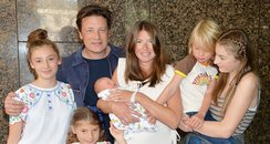 Jamie Oliver Defends His Decision To Let His Daugh