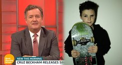 Cruz Beckham's Manager Brands Piers Morgan A Bully