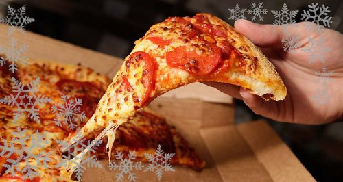 Domino's Make Some Noise this Christmas! - Heart Wiltshire