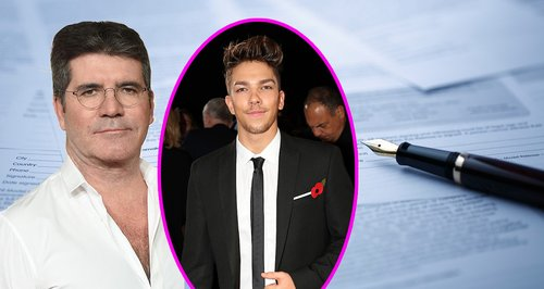 Simon Cowell Matt Terry contract SyCo Sony X Facto