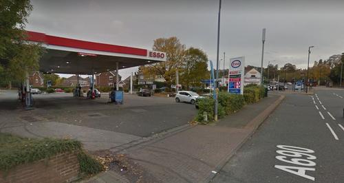 Barnes Esso Garage, Sunderland