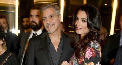 George and Amal Clooney pregnancy rumours