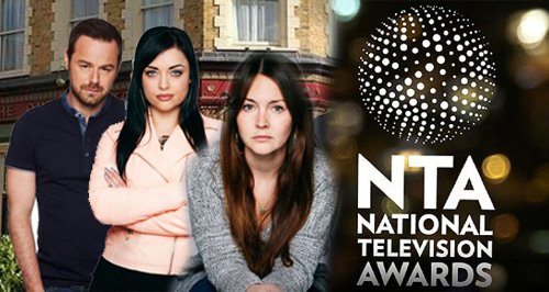 National Television Awards Canvas