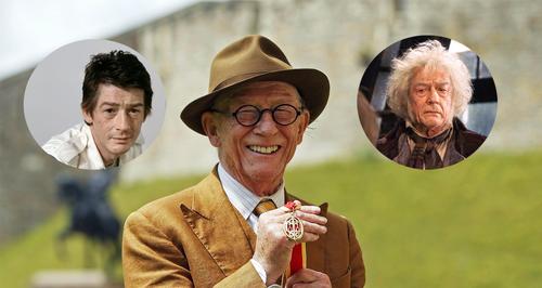 Sir John Hurt dies aged 77