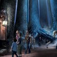 Harry Potter Forbidden Forest Studio Tour