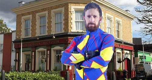 Sir Bradley Wiggins Eastenders