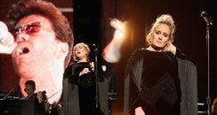 Adele Grammy Canvas