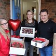 Valentine's Day Surprises with Simmons Bakers!